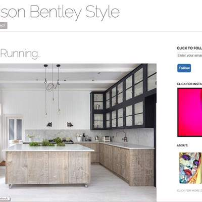 "In the Press - Maison Bentley Style (<a href=""http://maisonbentleystyle.com/2014/07/03/cool-running/"" class=""text-primary"" target=""_blank"">VIEW</a>)"